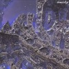 Thumbnail HD 3D Mandelbox fractal set zoom animation - height rip