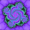 Thumbnail HD 2D Mandelbrot fractal set zoom animation - mandala