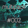 Thumbnail HD 2D and 3D Fractal zoom animation multipack 002